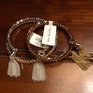 2 Vera Bradley bracelets